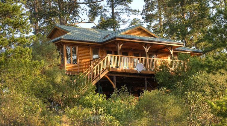 T Amp B Log Homes In Knysna Wc