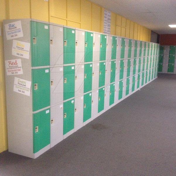Abs Plastic Lockers Manufacturer Co Ltd In Cape Town Wc