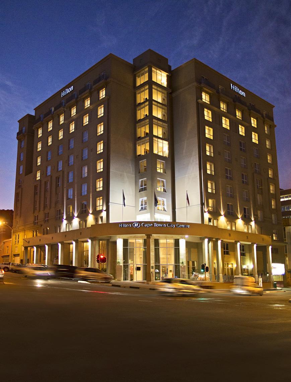Hilton Cape Town City Centre In Cape Town Wc
